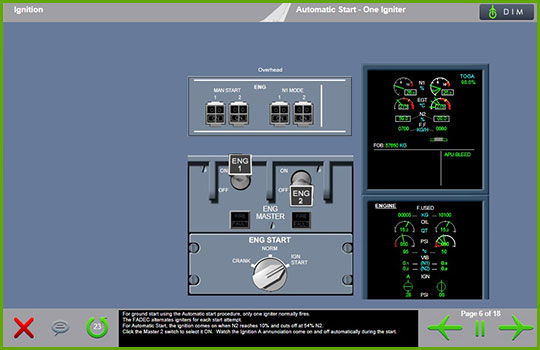 Airbus A330-200 to Airbus A330-300 Differences - ignition
