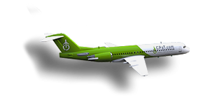 Fokker F100 Training