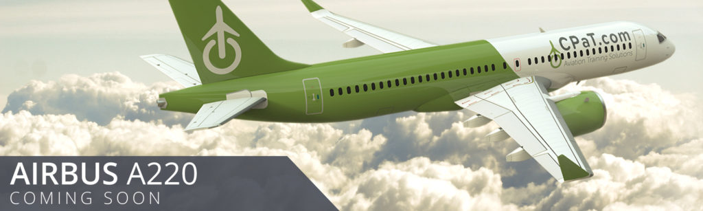 Airbus A220 Initial, Recurrent and Differences Training