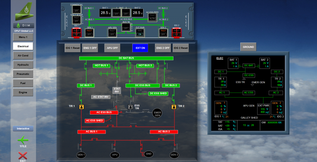 320NEO Interactive Aircraft Systems Diagrams
