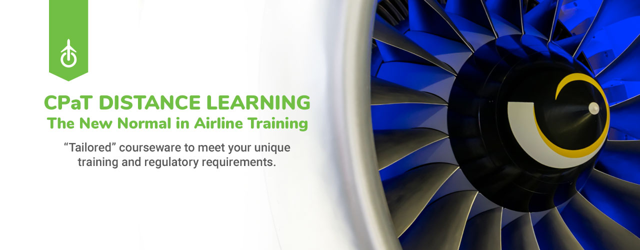 CPAT Distance Learning in Airline Training
